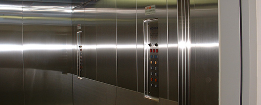 防爆仕様エレベーター