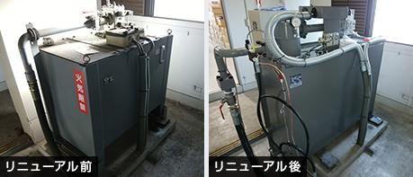 油圧式エレベーター